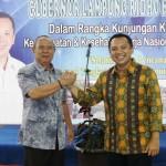 Gubernur Ridho Apresiasi GGF Berhasil Tampung Ratusan Ribu Karyawan