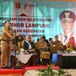 Gubernur Ridho Minta Pejabat Eselon II, III, IV, Loyal dan Jaga Kecepatan untuk Layani Rakyat