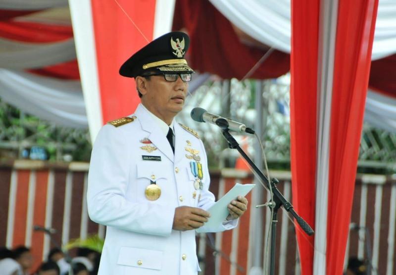 . Pjs. Gubernur Lampung Didik Suprayitno.