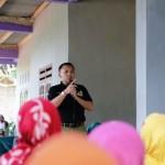 Warga Desa Bumi Daya Minta M Ridho Ficardo Lanjutkan Program Desa Membangun