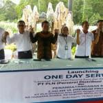 PLN Lampung Berikan One Day Service Pada Hari Konsumen Nasional