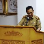 Pemprov Lampung Lakukan Sikronisasi Kegiatan BUMDes, BUMP, Koperasi dan UMKM