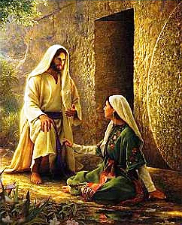 Ilustrasi Yesus. Credits : RP Thomas Suratno, SCJ