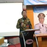 Pjs. Gubernur Didik Beri Kuliah Umum Mahasiswa S2 UBL