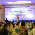 Desember 2018 Seluruh Wilayah di Provinsi Lampung Dialiri Listrik