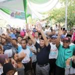 Di Kota Gajah, Ridho Bantu Beasiswa Pendidikan Anak Disabilitas