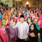 Ribuan Masyarakat Bandar Lampung Berbondong-bondong Hadiri Buka Puasa Bersama M.Ridho Ficardo