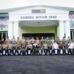 Panglima TNI dan Kapolri Ajak Masyarakat Lampung Lawan Terorisme