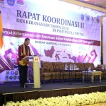 641 Mahasiswa dari 55 Perguruan Tinggi akan Ikuti KKN Kebangsaan di Provinsi Lampung