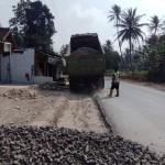 Gubernur Ridho : Ruas jalan Simpang Korpri-Sukadamai Tahun ini 100% Mulus