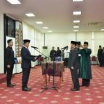 Gubernur Ridho Lantik Kepala Perwakilan BPKP Lampung