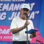 Pemprov Lampung mendukung penuh terselenggaranya Pesta Rakyat untuk mensukseskan Asian Games 2018