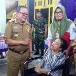 Penyandang Disabilitas di Lampung Mengikuti Pelatihan Vocasional