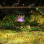 Tari-Tarian Nusantara Memukau di Pembukaan Asian Games 2018