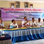 Dinsos Lampung Fasilitasi Bimbingan dan Pemantapan Petugas Pelaksanaan Kedaruratan Lanjut Usia