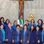 Pengurus Wanita Katolik Republik Indonesia DPC Panjang Dilantik