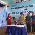 BI Lampung Berikan Bantuan Alat Pertanian Dua Poktan di Lampung Timur