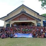 EKM Paroki Margo Agung : Kita Muda, Kita Omk, Kita Cinta Budaya