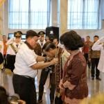Pengangkatan Agum Gumelar sebagai Dewan Kehormatan Lampung Sai Diharapkan Ikut Kawal Pembangunan Lampung