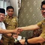 PMI Lampung Serahkan Hasil Penggalangan Dana Masyarakat Lampung Untuk Korban Gempa Palu