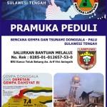 Kwarda Lampung Gelar Aksi Pramuka Peduli Bencana Gempa Dan Tsunami Palu-Donggala