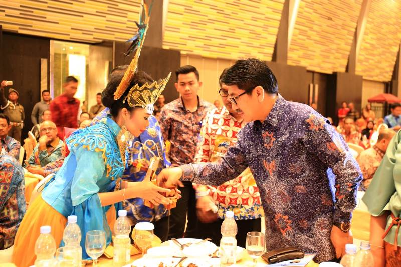 BPS Apresiasi Pertumbuhan Ekonomi Lampung Tertinggi se-Sumatera