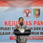 Kejurnas Panahan, Gubernur Ridho Minta Lahirkan Prestasi Dunia