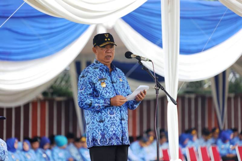 Wakil Gubernur Lampung Bachtiar Basri.