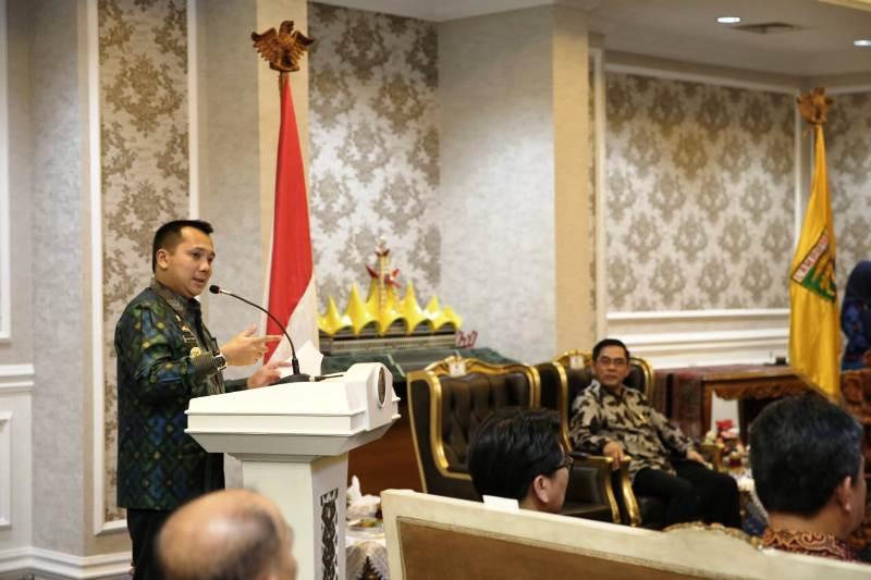Gubernur Ridho Minta Karya KPID Award Hibur dan Cerdaskan Masyarakat.