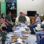 Gubernur Ridho dan TNI Lakukan Koordinasi, Pangdam II/Sriwijaya Turun ke Lokasi Tsunami di Kalianda