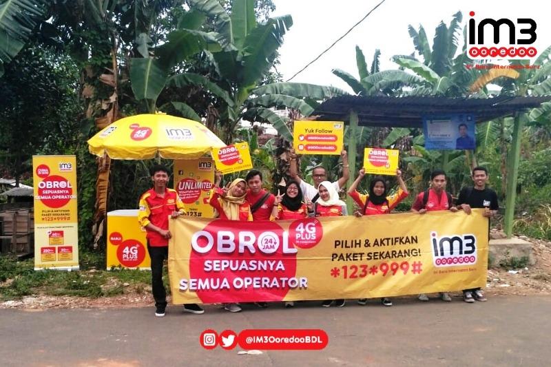 IM3 Ooredoo Hadirkan Paket Obrol Hemat Mulai Rp 2.000.