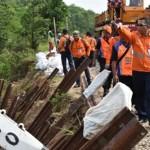 Jelang Nataru, PT KAI Divre IV melakukan cek lintas daerah rawan