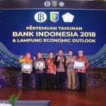 Lampung Berhasil Kendalikan Inflasi, Bank Indonesia Apresiasi Kinerja TPID