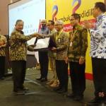 PLN Satu-satunya BUMN Peraih Penghargaan Kemendikbud untuk Program Vokasi Siswa SMK