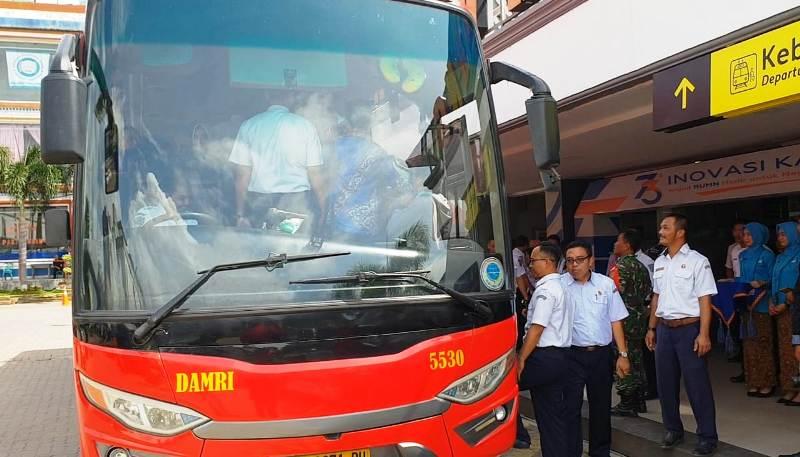 PT KAI Sediakan Tiket Angkutan Terusan Rute Kertapati-Tanjung Karang-Gambir Jakarta.