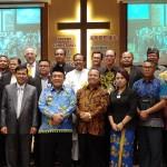 Natal Oikoumene, Momentum Umat Kristiani di Lampung Membantu dan Mendoakan Korban Tsunami