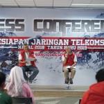 Telkomsel Optimis Layani Pelanggan Saat Natal dan Tahun Baru