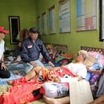 Wagub Bachtiar Tinjau Kesiapan Personel Penanggulangan Bencana Tsunami di Kalianda