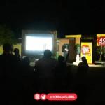 Bioskop 4Gplus Kita Bikin Keluarga di Kabupaten Pesawaran Gembira
