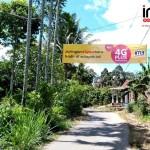 Jangkauan 4G Plus Indosat Ooredoo, Kini Sampai Pelosok Desa Sungai Langka, Gedong Tataan, Pesawaran  Lampung