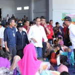 Jokowi Setuju Korban Tsunami Direlokasi, Pemprov dan Pemerintah Pusat Siapkan 600 Unit Rumah Huni