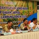 Tim Sergap Lampung Sosialisasi Koordinasi Untuk Mantapkan Sinergitas Bersama