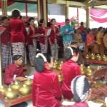 Bernuasa Jawa, Misa Lansia di Gereja Santa Maria Margo Lestari Berlangsung Khidmat