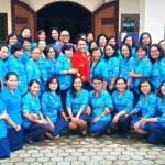 Brigita Manohara Puji Perempuan-Perempuan di WKRI Bakorcab Bandar Lampung