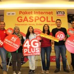 IM3 Ooredoo dan GOJEK Hadirkan Paket Online Gaspol