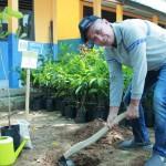 CSR Day WIKA Salurkan Bantuan di SMPN 1 Belimbing dan SMPN Ngambur Pesisir Barat