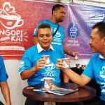 PT KAI Divre IV Tanjungkarang Gelar Festival Ngopi Bareng