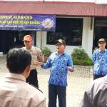 Sambut Libur Nataru, Tagana Lampung Gelar Apel Siaga