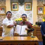 Pemprov Gandeng Bank Lampung Suksekan Program Kartu Petani Berjaya